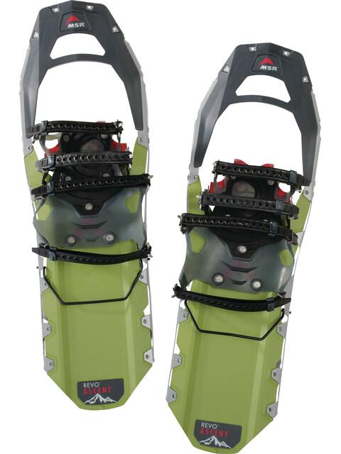 MSR Revo Ascent 25 Snesko grøn